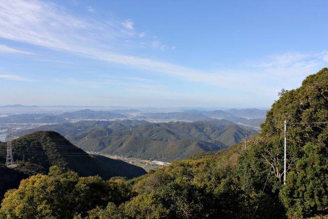 熊山 竜の岩から反射板コースを登る!の巻_f0325295_17104654.jpg