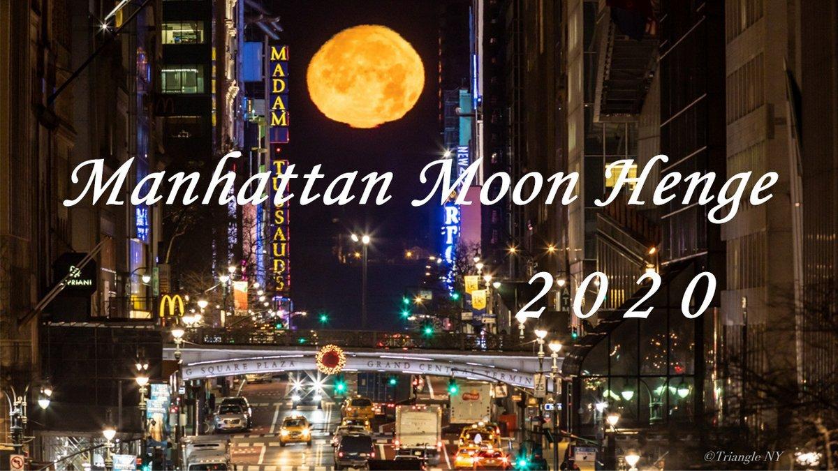Manhattan Moon Henge 2020 Short Film Vol.5_a0274805_03554603.jpg