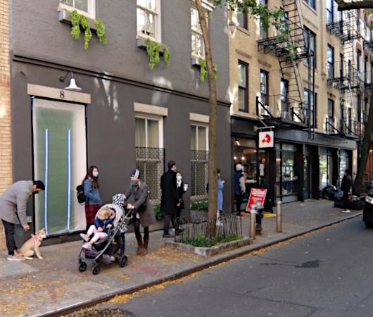 今、ニューヨークで最注目のドーナツ屋さん、 The Doughnut Project_b0007805_23132663.jpg