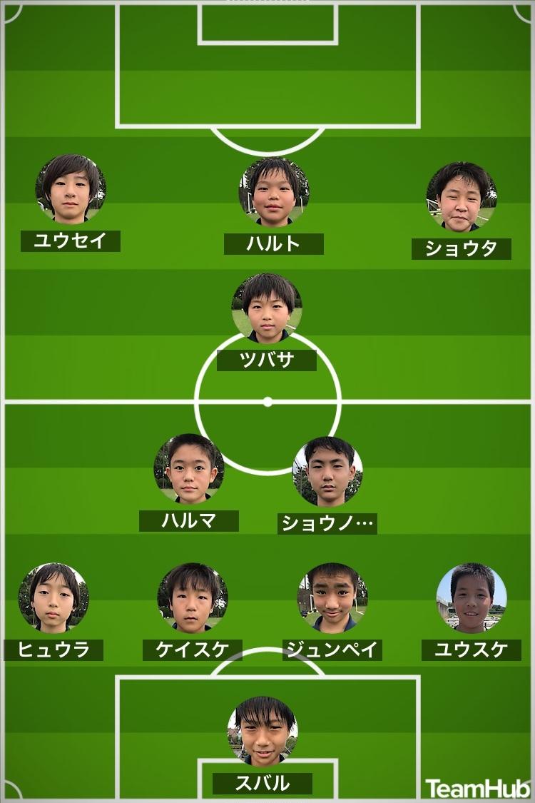 10月24日(土) U-13リーグ 第1節 足柄FC_a0109314_12310108.png