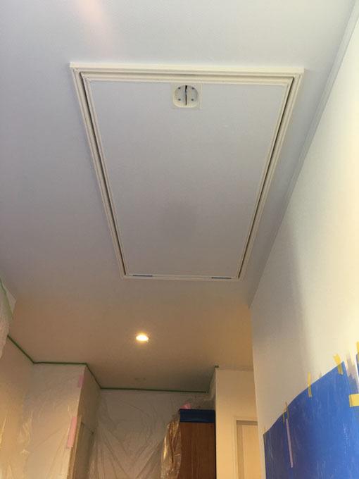 屋根裏リフォーム工事_d0166782_10255761.jpg
