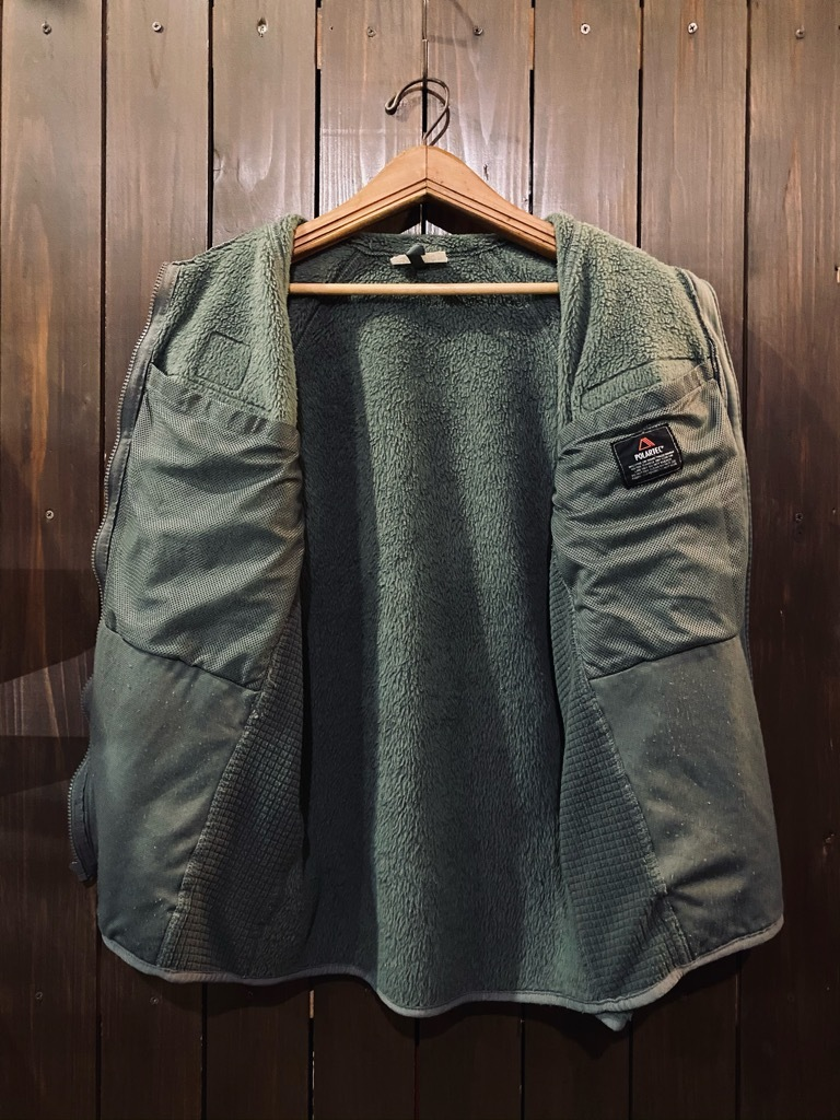 マグネッツ神戸店 Modern Military入荷! #7 LEVEL-3 Fleece Jacket!!!_c0078587_14364241.jpg