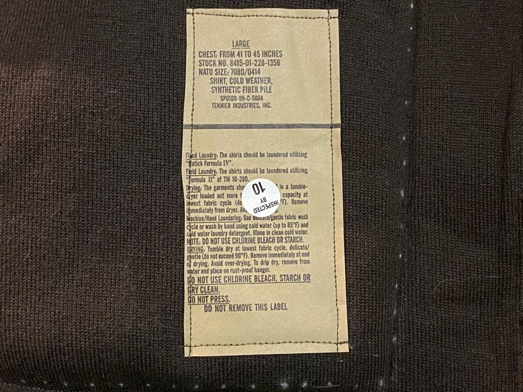 マグネッツ神戸店 Modern Military入荷! #7 LEVEL-3 Fleece Jacket!!!_c0078587_14512408.jpg