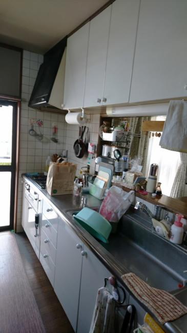 H様邸 キッチン改修工事_c0184295_10302371.jpg