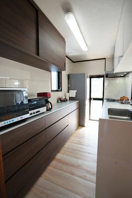 H様邸 キッチン改修工事_c0184295_10310801.jpg
