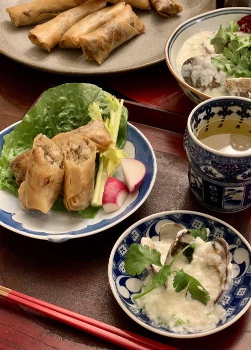 お家中華 など 夕食写真_e0178312_03001248.jpeg