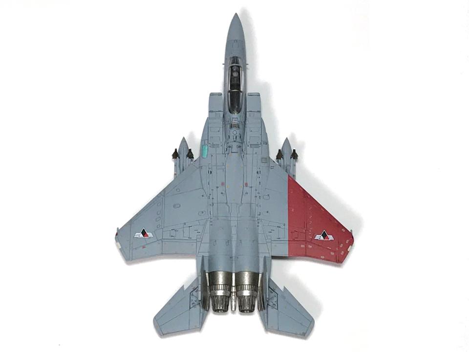 技MIX 1/144 エースコンバット F-15C ガルム1・ガルム2_b0055614_23211028.jpg