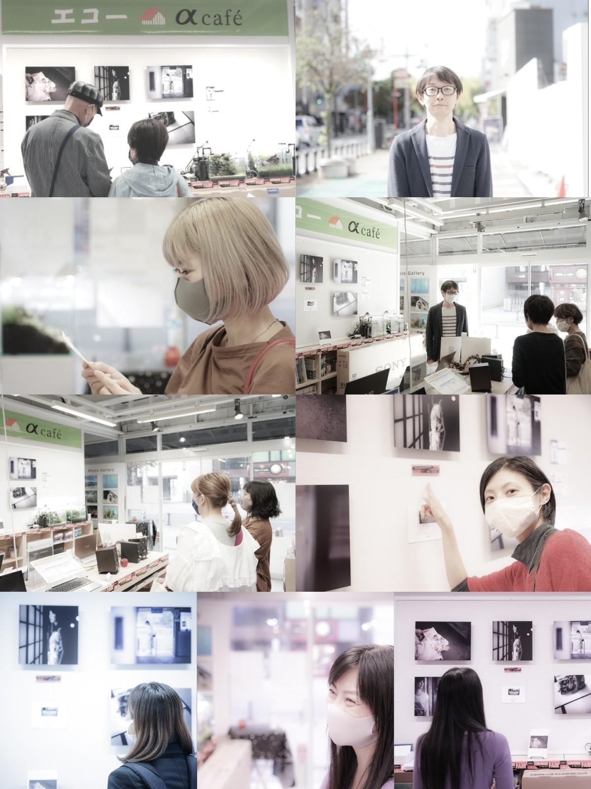 "Ken Okada Photo Exhibition ""MONOCHROME TRIP"" in サウンドエコー高崎_d0231029_22362639.jpg"