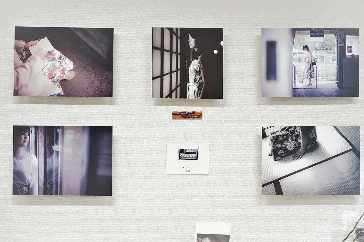 "Ken Okada Photo Exhibition ""MONOCHROME TRIP"" in サウンドエコー高崎_d0231029_22434516.jpg"