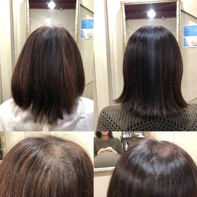 髪質改善チューニングヘアカラー_b0088100_20553370.jpeg