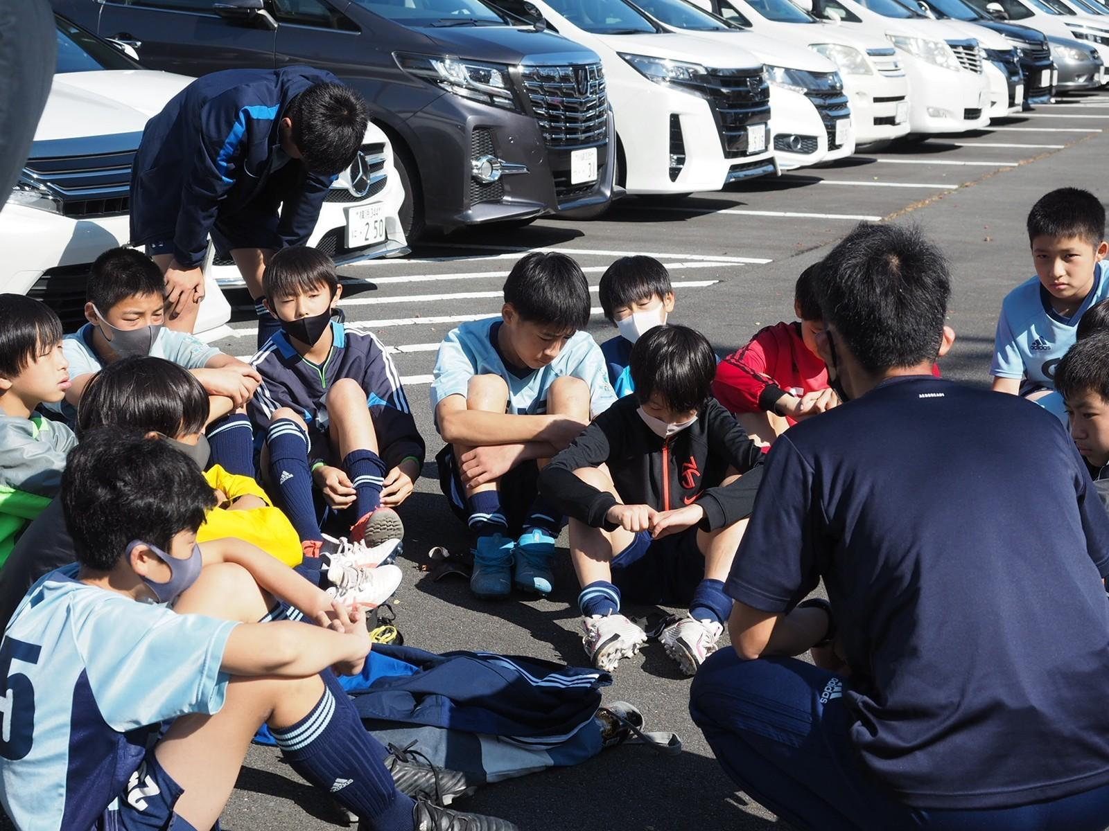 6年生 JFA全日本U12サッカー選手権大会神奈川県大会_a0109316_18061912.jpg