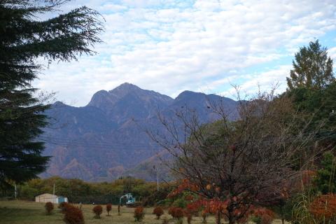 秋の雲と甲斐駒ヶ岳_f0013323_15492790.jpg