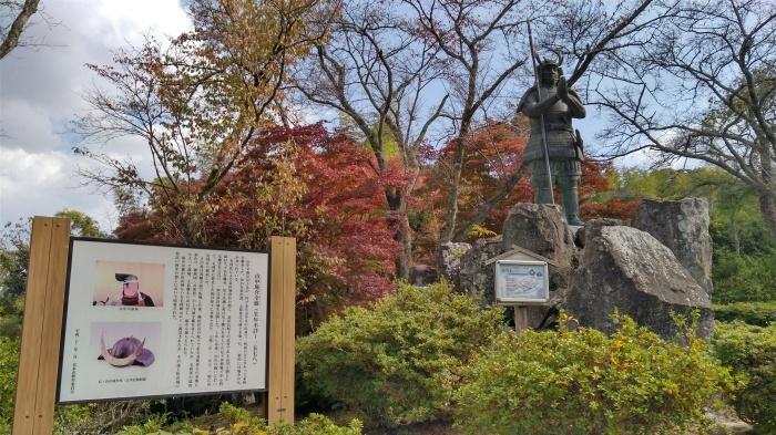 久々の月山富田城は絶景スポットになっていた_c0016259_21134445.jpg