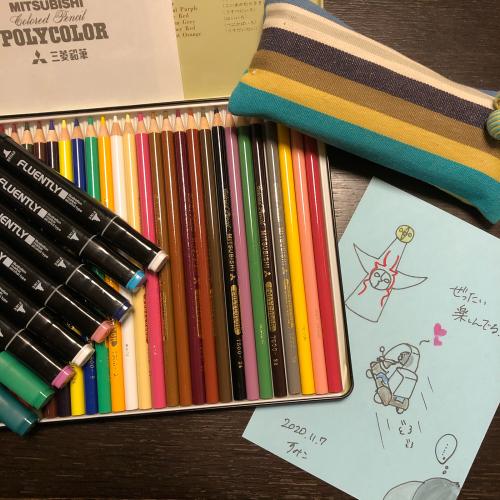 弘法筆を選ばずですけどね・・・_e0340462_00184699.jpg