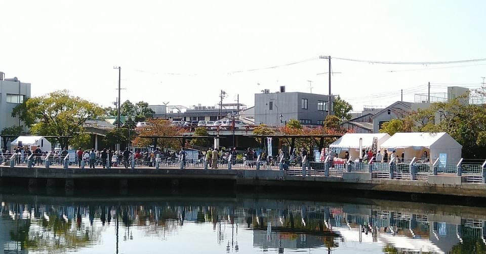 神戸から、兵庫運河で皆で楽しい兵庫津jazz Live🥳_a0098174_08082962.jpg