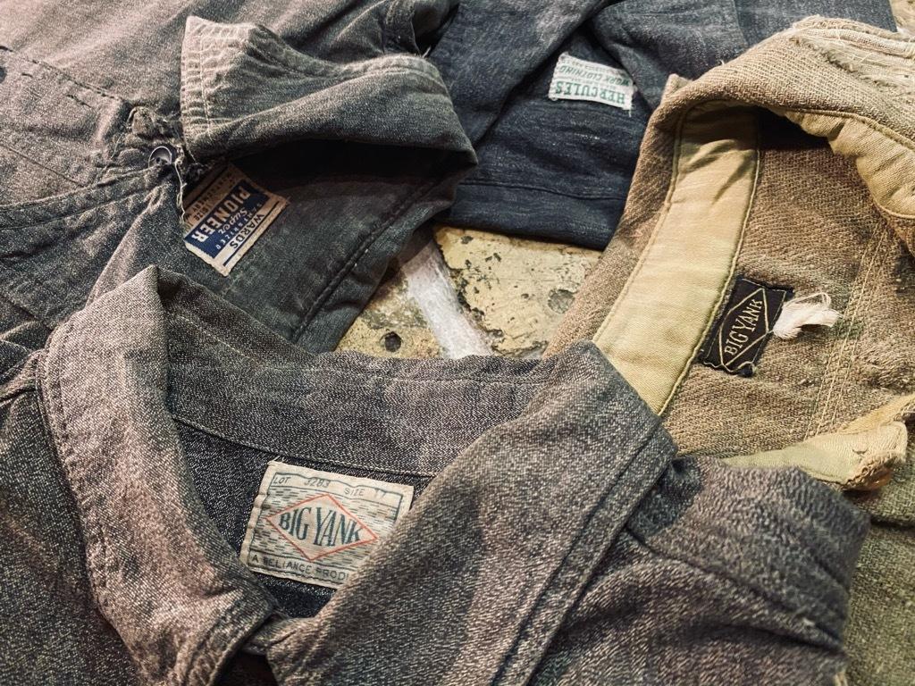 マグネッツ神戸店 11/11(水)Vintage入荷! #1 Special Work Shirt!!!_c0078587_15364185.jpg
