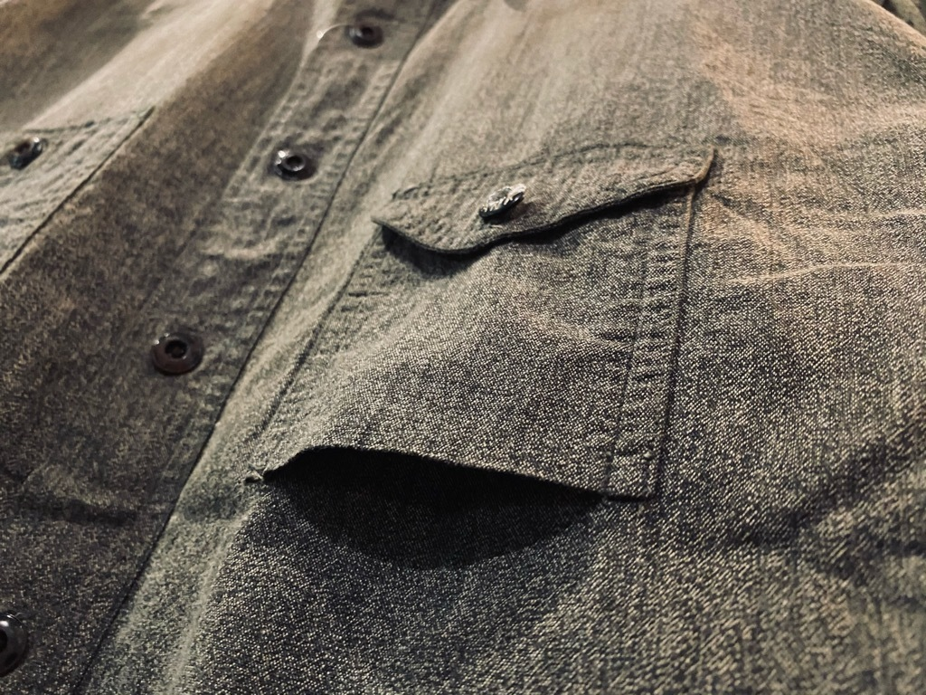 マグネッツ神戸店 11/11(水)Vintage入荷! #1 Special Work Shirt!!!_c0078587_17490870.jpg