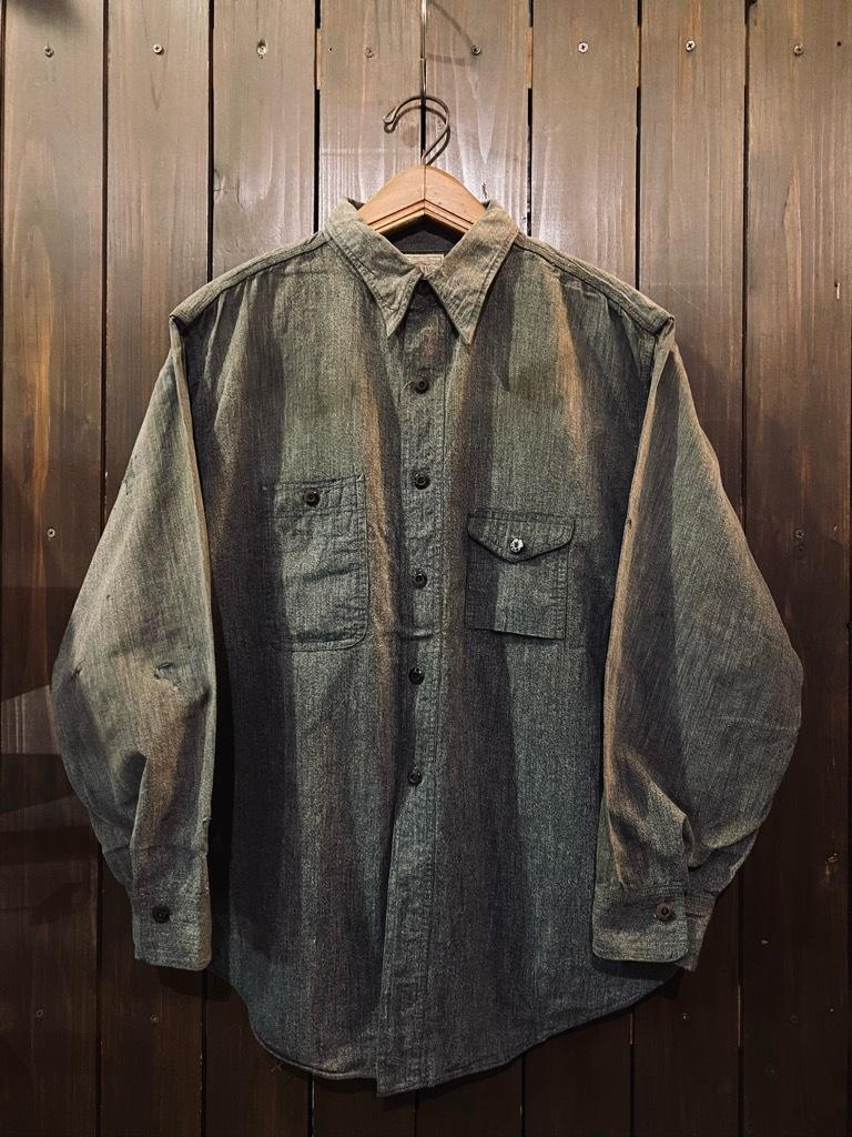 マグネッツ神戸店 11/11(水)Vintage入荷! #1 Special Work Shirt!!!_c0078587_17490939.jpg