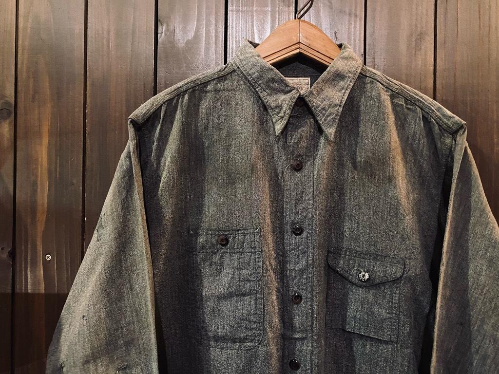 マグネッツ神戸店 11/11(水)Vintage入荷! #1 Special Work Shirt!!!_c0078587_17491034.jpg