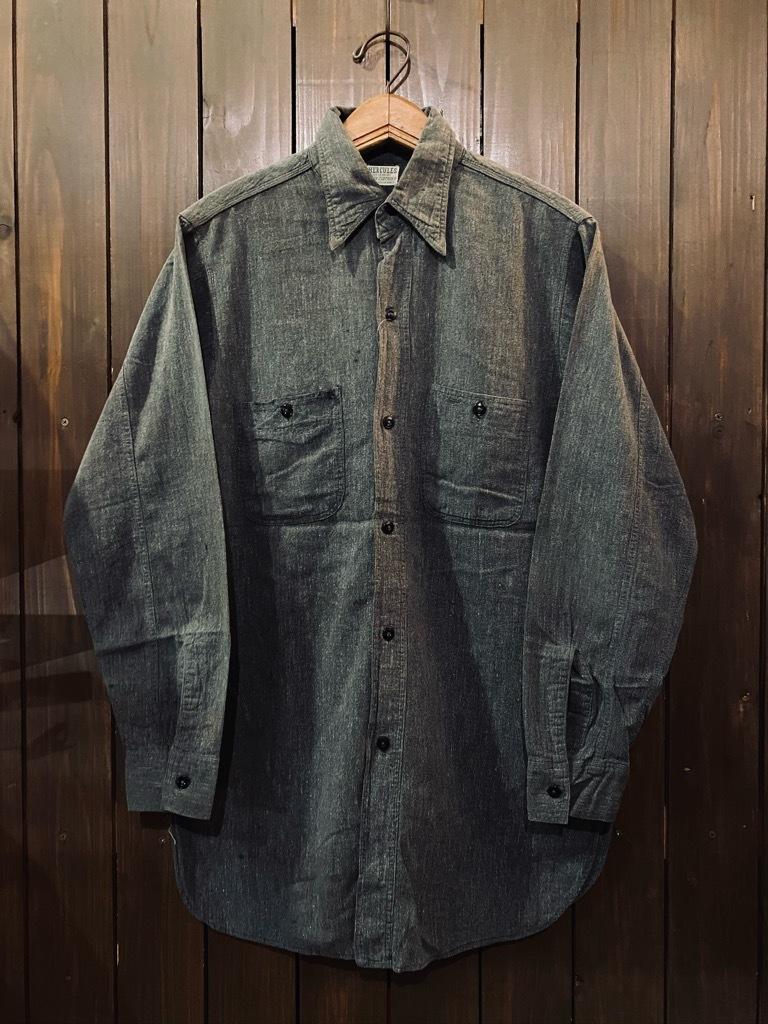 マグネッツ神戸店 11/11(水)Vintage入荷! #1 Special Work Shirt!!!_c0078587_17570597.jpg