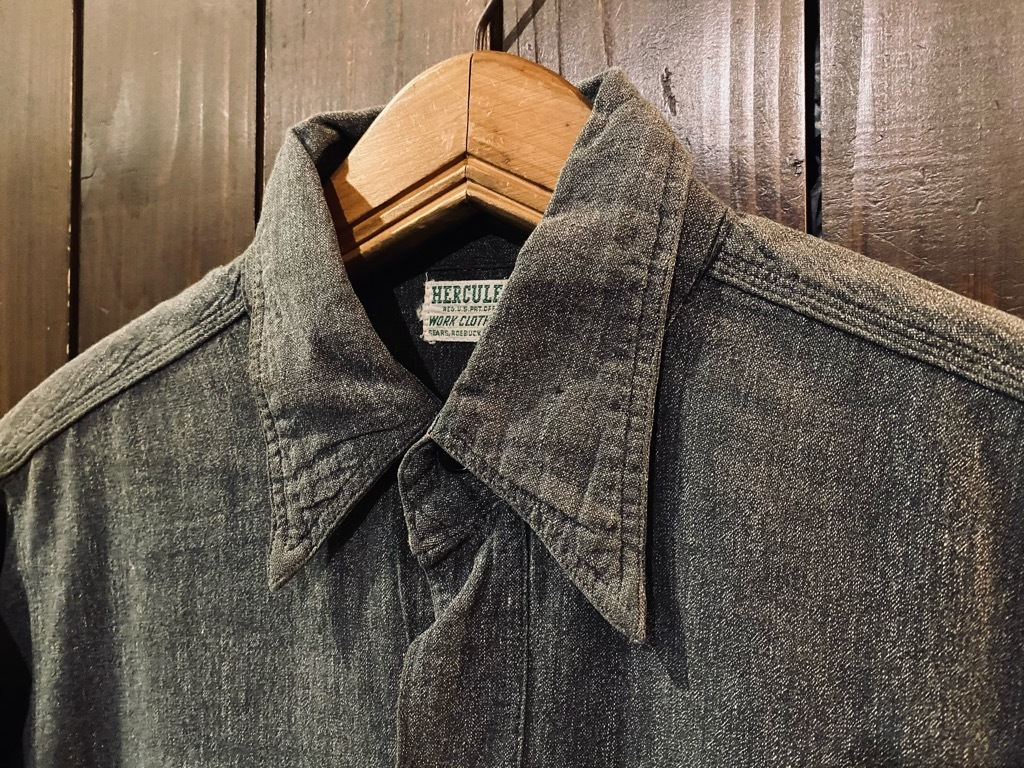 マグネッツ神戸店 11/11(水)Vintage入荷! #1 Special Work Shirt!!!_c0078587_17570652.jpg