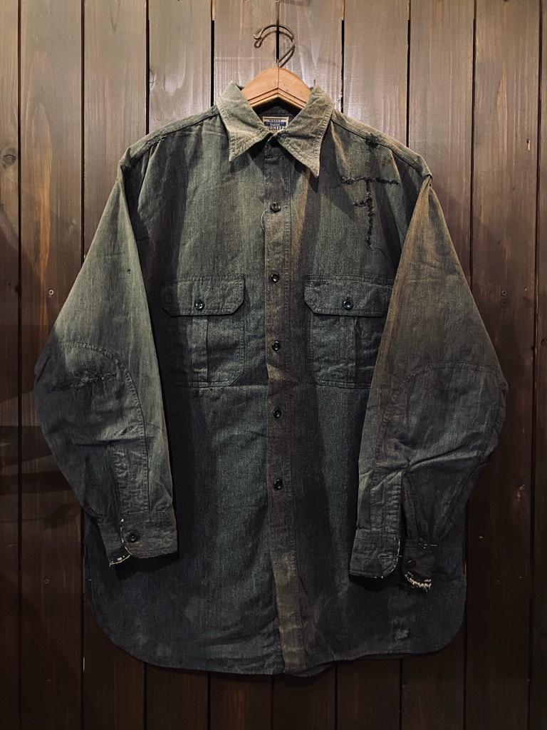 マグネッツ神戸店 11/11(水)Vintage入荷! #1 Special Work Shirt!!!_c0078587_18534151.jpg