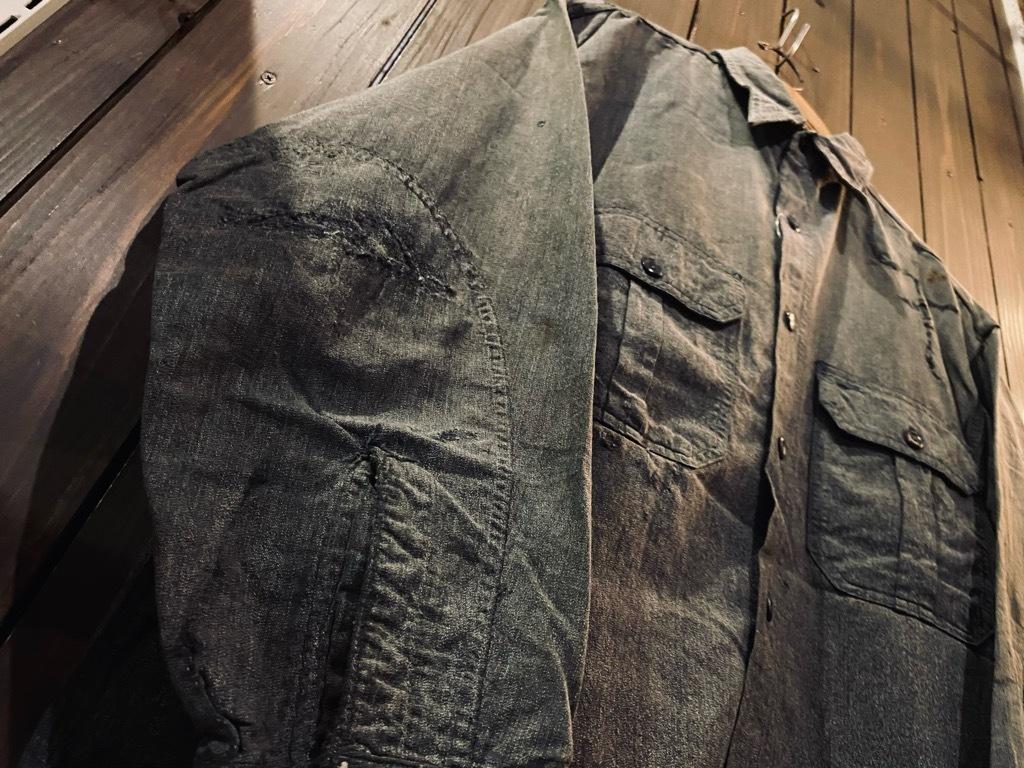 マグネッツ神戸店 11/11(水)Vintage入荷! #1 Special Work Shirt!!!_c0078587_18534174.jpg
