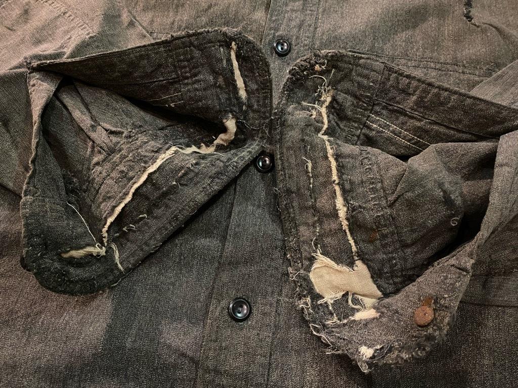マグネッツ神戸店 11/11(水)Vintage入荷! #1 Special Work Shirt!!!_c0078587_18545050.jpg