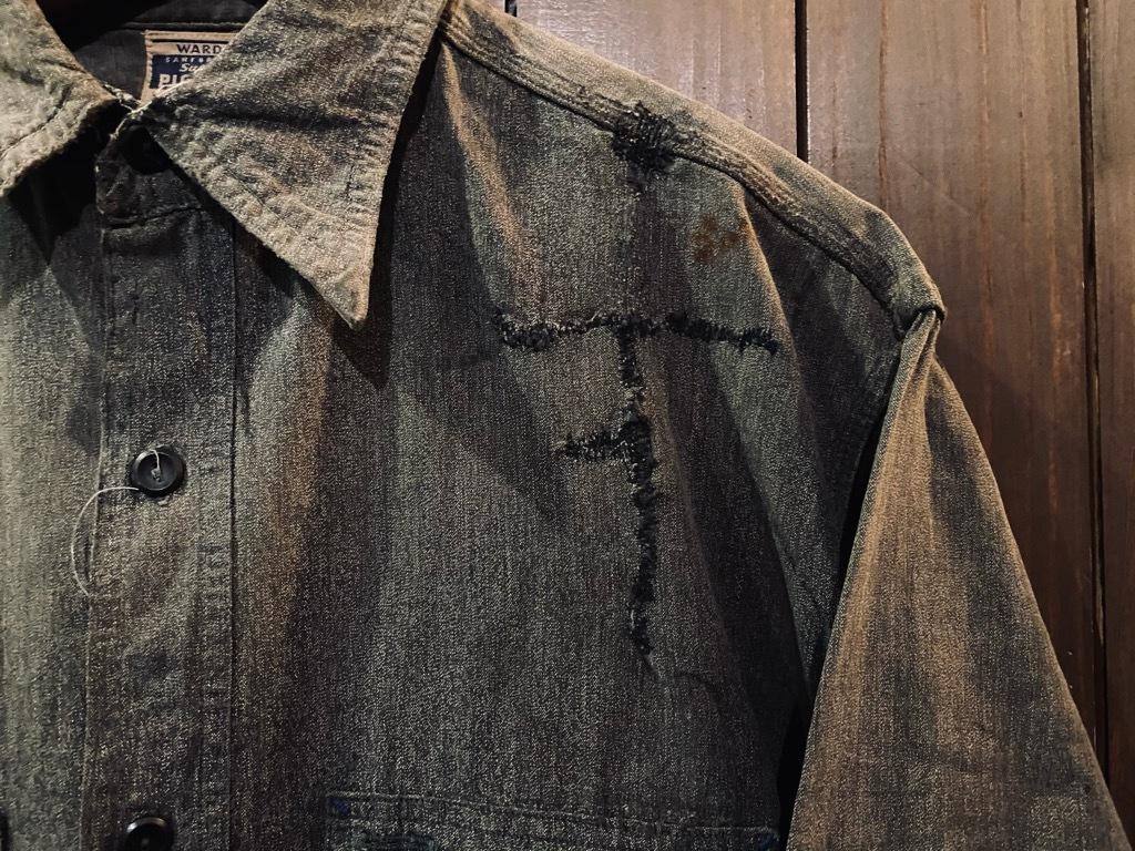 マグネッツ神戸店 11/11(水)Vintage入荷! #1 Special Work Shirt!!!_c0078587_18561311.jpg