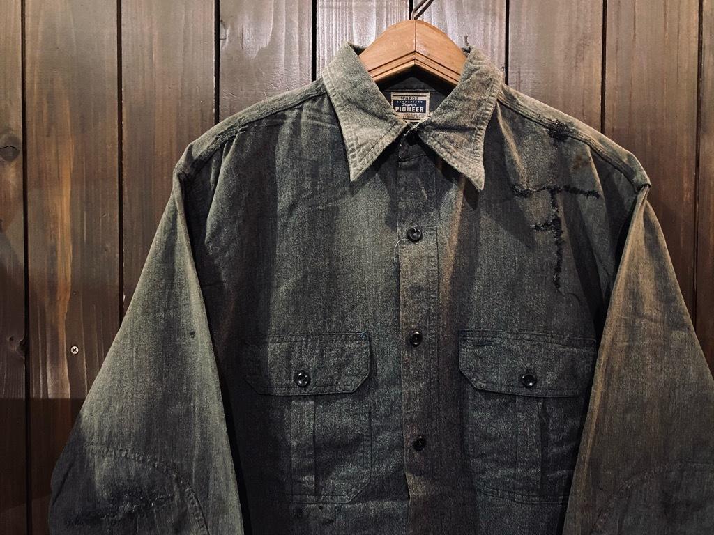 マグネッツ神戸店 11/11(水)Vintage入荷! #1 Special Work Shirt!!!_c0078587_18561367.jpg