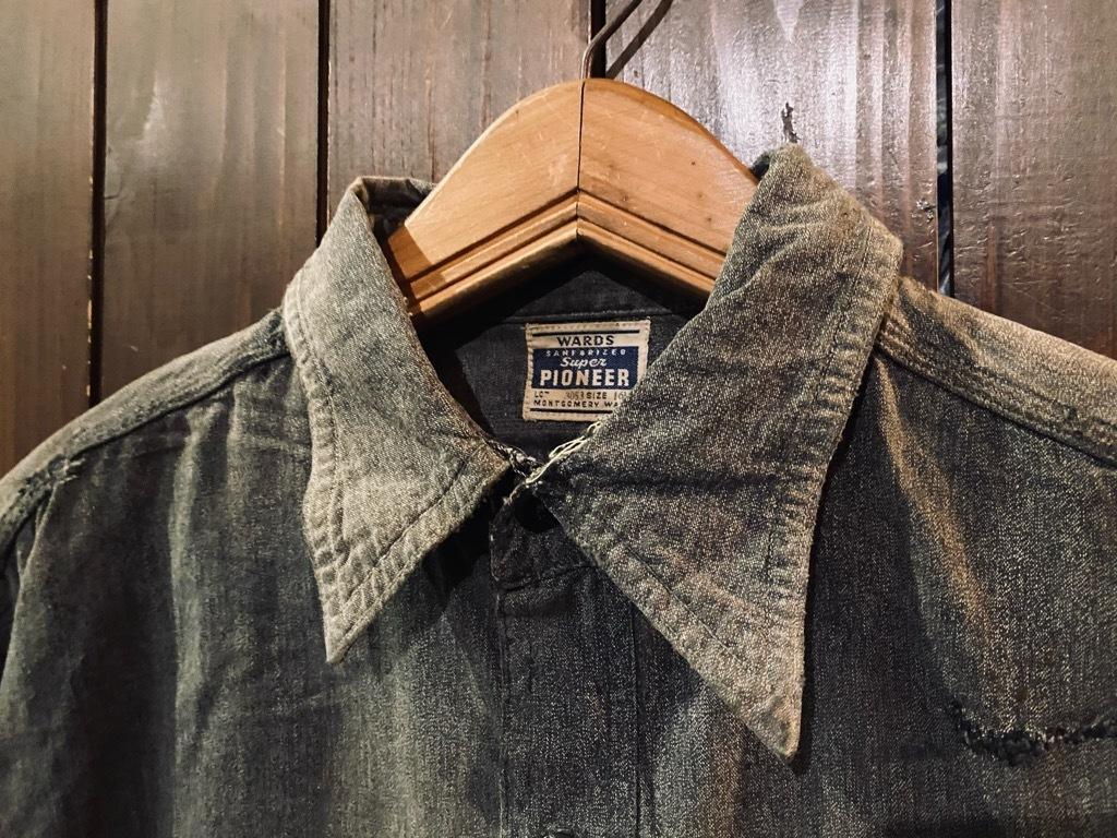 マグネッツ神戸店 11/11(水)Vintage入荷! #1 Special Work Shirt!!!_c0078587_18561398.jpg