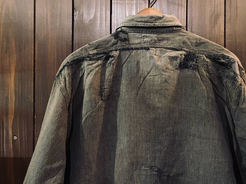 マグネッツ神戸店 11/11(水)Vintage入荷! #1 Special Work Shirt!!!_c0078587_18561496.jpg