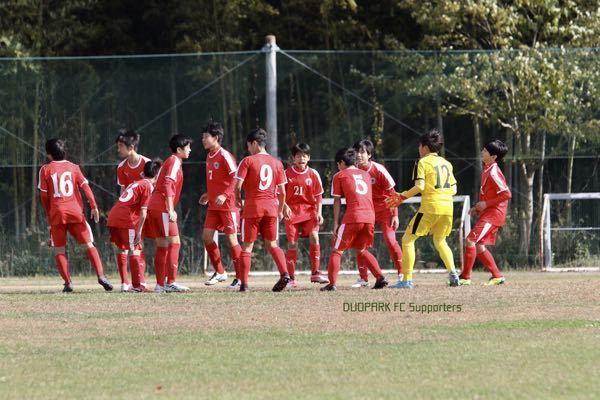 【U-14 CLUB YOUTH 新人大会】vs エルブランカ November 8, 2020_c0365198_18133818.jpg