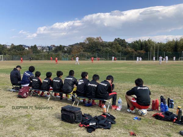 【U-14 CLUB YOUTH 新人大会】vs エルブランカ November 8, 2020_c0365198_18133898.jpg
