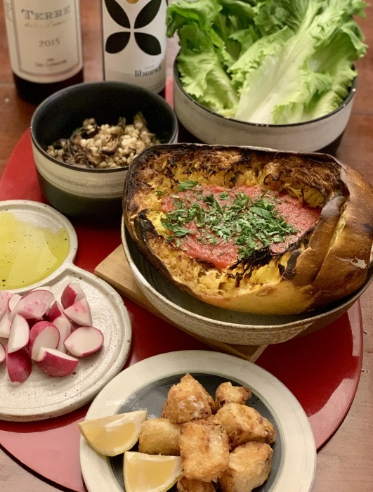 お家中華 など 夕食写真_e0178312_02043917.jpeg