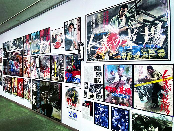 深作欣二全62作品ポスター展 / 文化デザイナー学院 / iPhone 11_c0334533_22550878.jpg