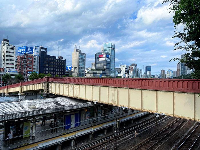 新宿区市谷田町 / iPhone 11_c0334533_23084158.jpg
