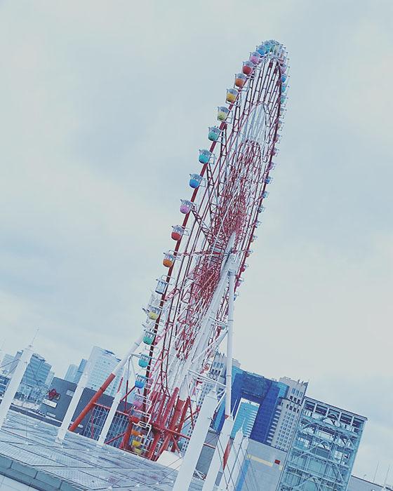 江東区青海 / iPhone 11_c0334533_23271521.jpg