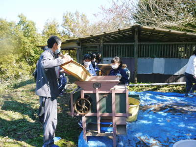 熊本県立菊池高等学校の生徒さんたちが研修にやってきました!(2020/前編)_a0254656_19112669.jpg