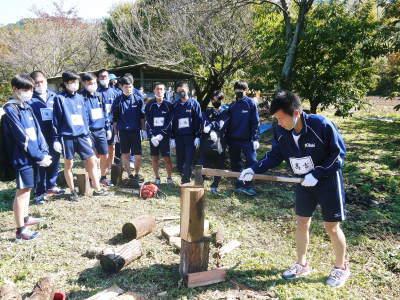 熊本県立菊池高等学校の生徒さんたちが研修にやってきました!(2020/前編)_a0254656_19222611.jpg