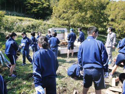 熊本県立菊池高等学校の生徒さんたちが研修にやってきました!(2020/前編)_a0254656_19235307.jpg