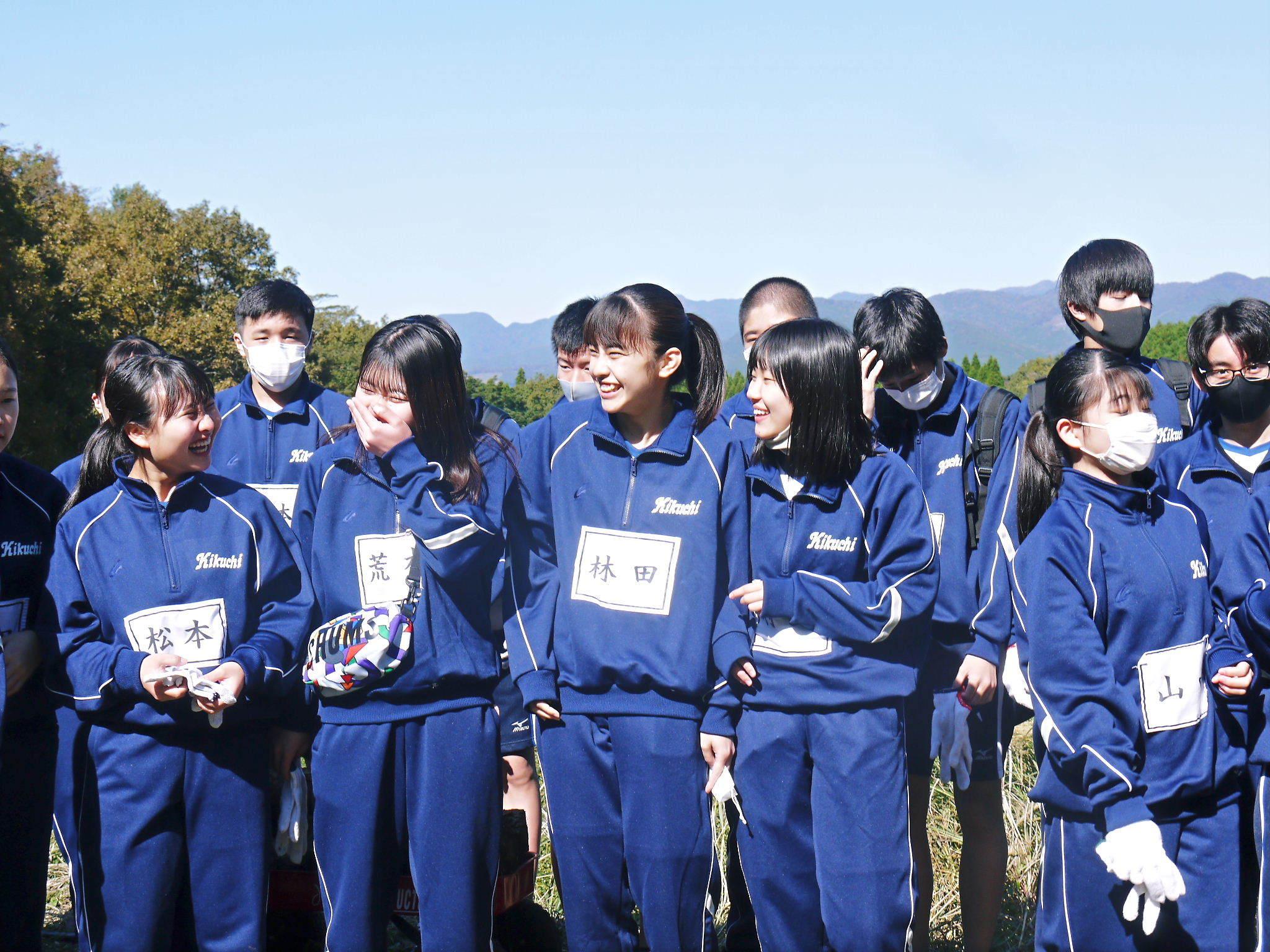熊本県立菊池高等学校の生徒さんたちが研修にやってきました!(2020/前編)_a0254656_19324562.jpg