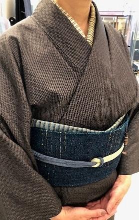 染織こうげい・神戸店さんでの作品展での嬉し過ぎる再会・其の2。_f0177373_18540101.jpg