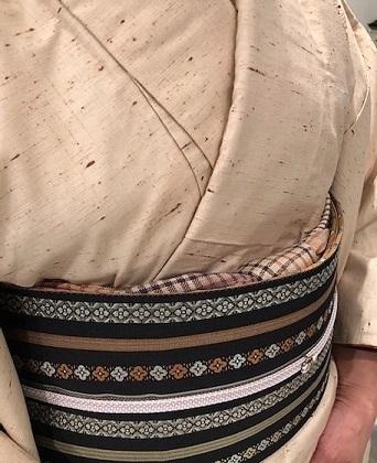 染織こうげい・神戸店さんでの作品展での嬉し過ぎる再会・其の3。_f0177373_18544745.jpg