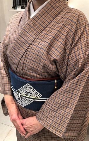 染織こうげい・神戸店さんでの作品展での嬉し過ぎる再会・其の3。_f0177373_18551544.jpg