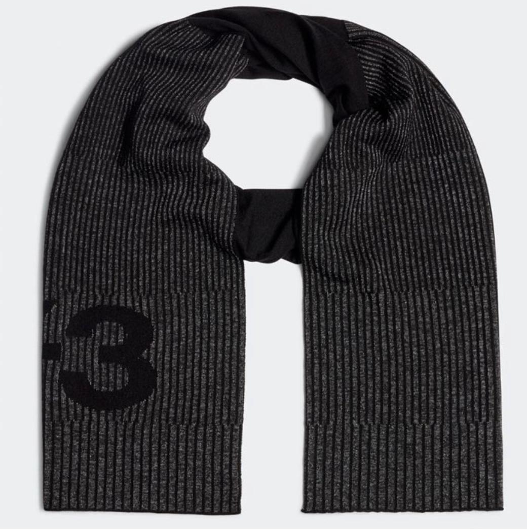 [Y-3 ワイスリー」新作ニット帽とマフラー入荷です♪_c0204280_12162952.jpg