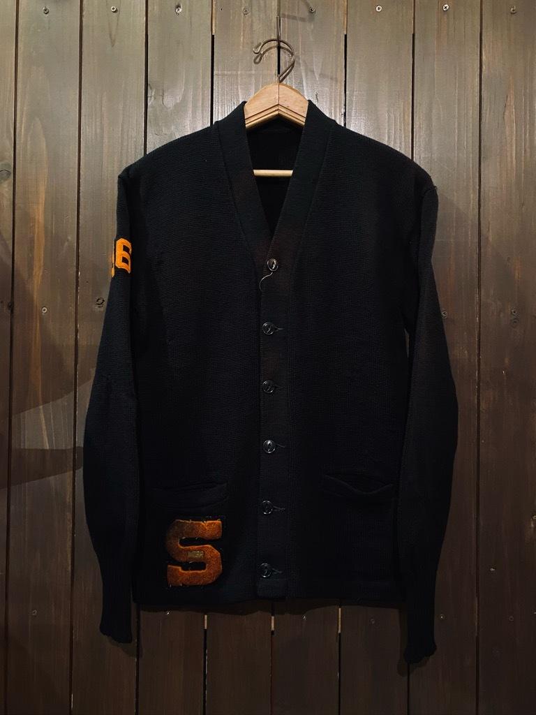 マグネッツ神戸店 11/11(水)Vintage入荷! #5 Letterman Cardigan!!!_c0078587_13192666.jpg