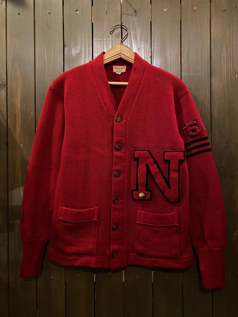 マグネッツ神戸店 11/11(水)Vintage入荷! #5 Letterman Cardigan!!!_c0078587_13243087.jpg