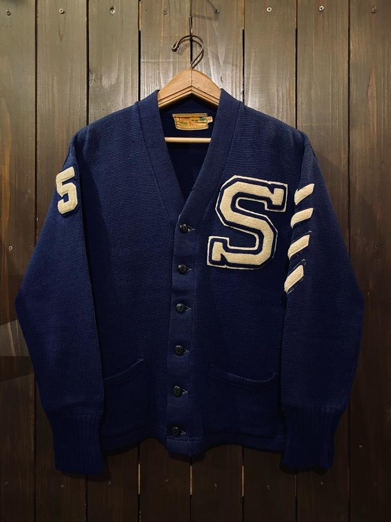 マグネッツ神戸店 11/11(水)Vintage入荷! #5 Letterman Cardigan!!!_c0078587_13275000.jpg