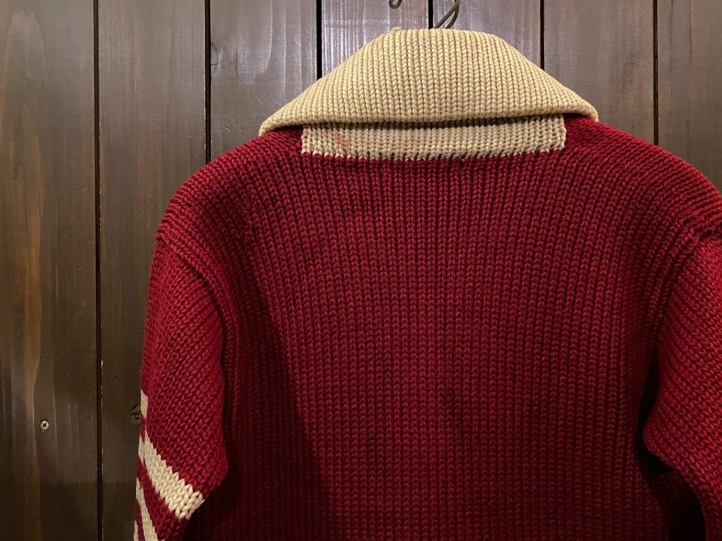 マグネッツ神戸店 11/11(水)Vintage入荷! #5 Letterman Cardigan!!!_c0078587_13350000.jpg
